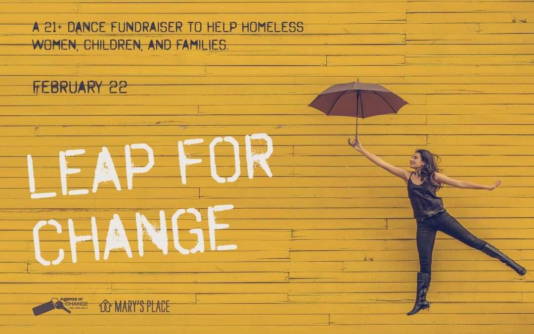 Leap for Change – Feb. 22
